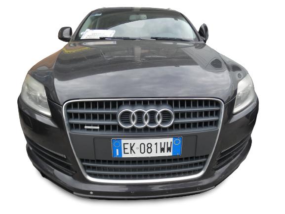 Autovettura Audi Q7   GARA ONLINE 29 OTTOBRE 2020